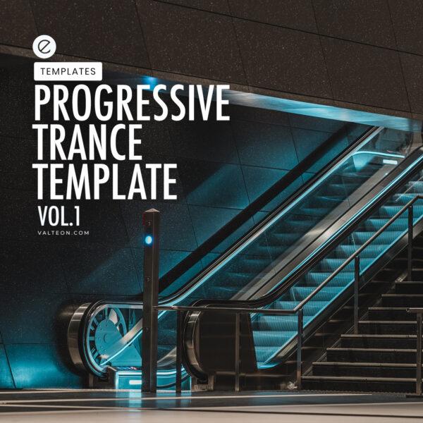 Anjunabeats Style Trance Full Template