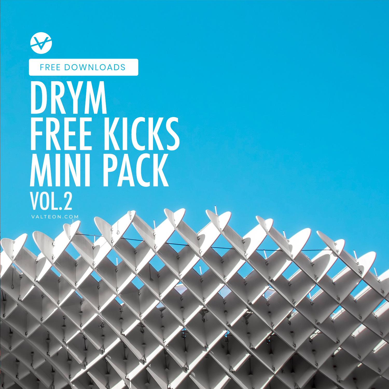 Free Sample Pack: DRYM Free Kicks Mini Pack vol.2