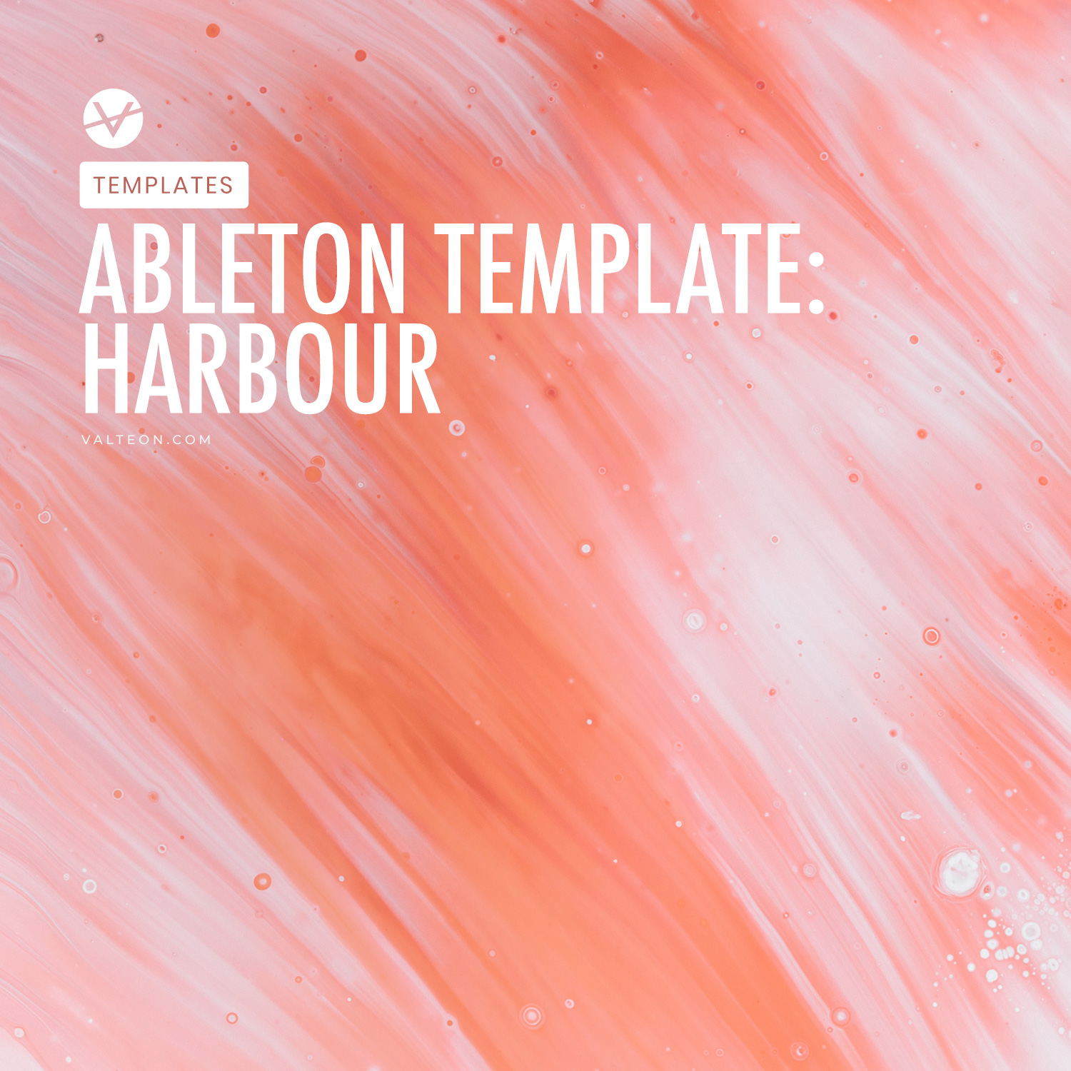 Harbour - Tech Trance Template for Ableton Live