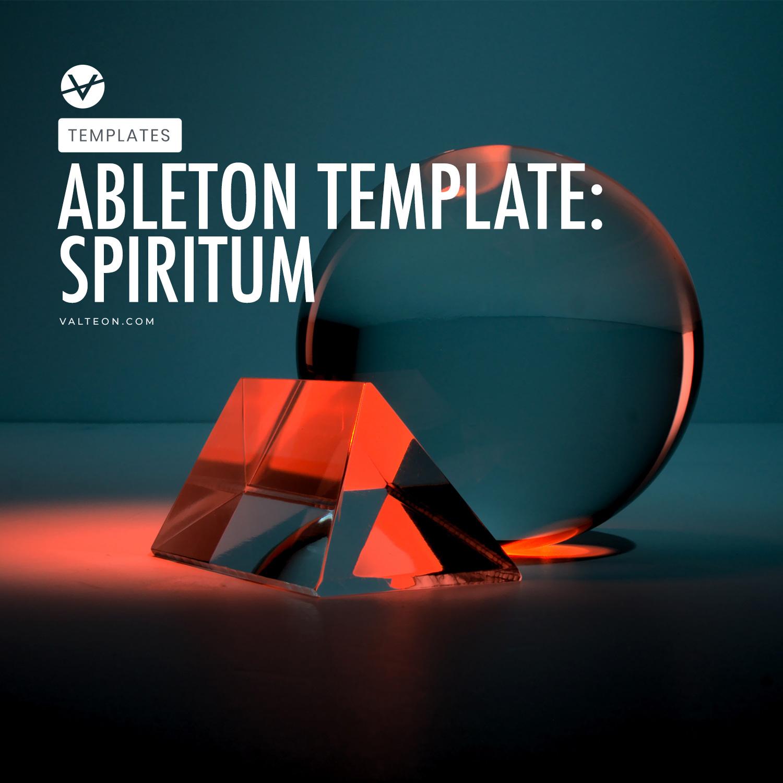 Spiritum - 138 Trance Template for Ableton Live