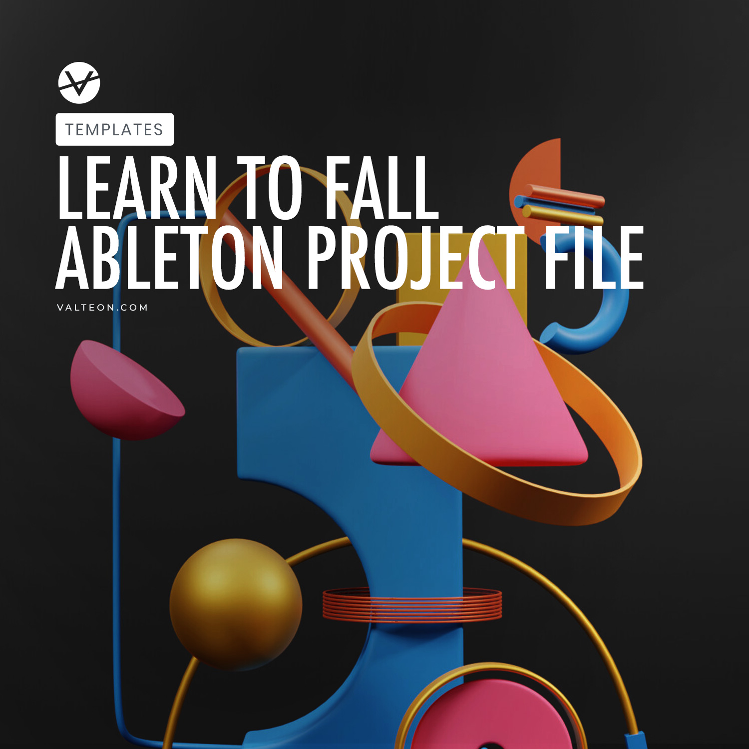 DRYM and Gid Sedgwick - Learn To Fall Ableton Template