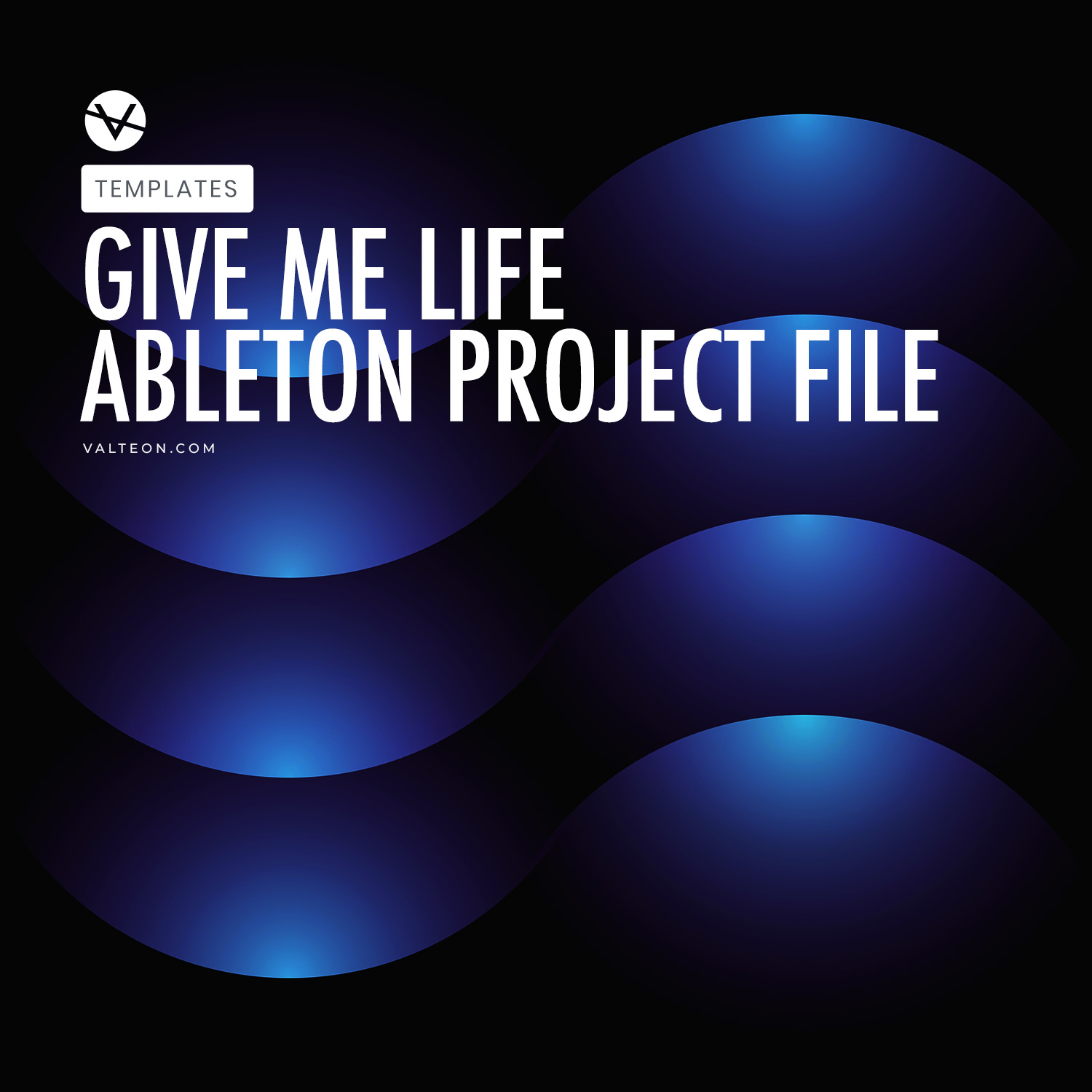 DRYM & GXD & Linney - Give Me Life [Ableton Template]