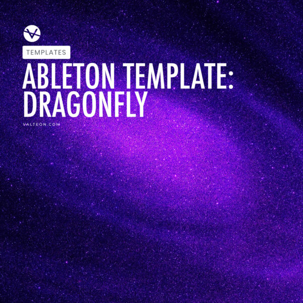 Dragonfly - Big Room Trance Template for Ableton Live 10